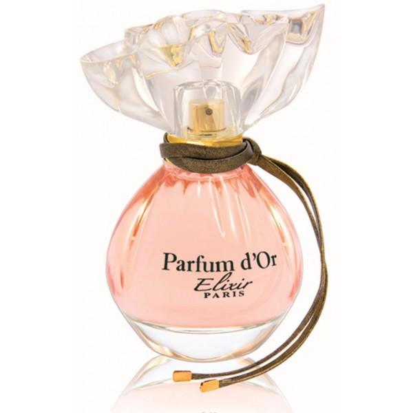 parfum d 39 or elixir perfume for women parfums parour. Black Bedroom Furniture Sets. Home Design Ideas