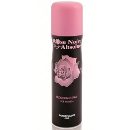 rose noire absolue deodorant deodorant de la marque giorgio valenti sur shop. Black Bedroom Furniture Sets. Home Design Ideas