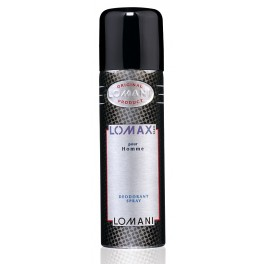 lomax deodorant deodorant pour homme de la marque lomani sur shop. Black Bedroom Furniture Sets. Home Design Ideas