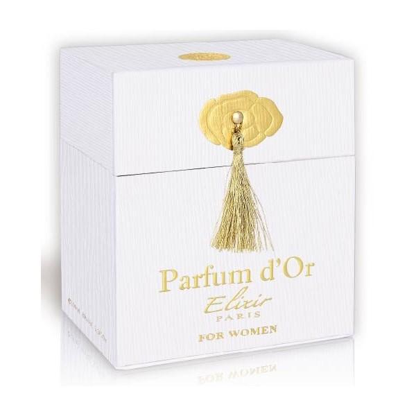 Parfum Dor Elixir Perfume For Women Parfums Parour