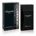 VIZZARI BLACK EDT 100 ML POUR HOMME